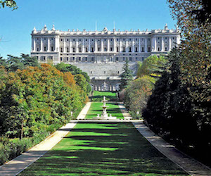 Madrid & Royal Palace