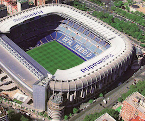 Madrid & Bernabéu